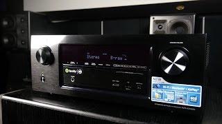 denon AVR X3100W AV Receiver Review