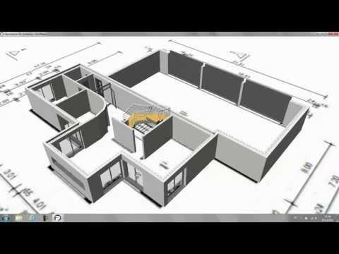 Das 3D-Modell - CAD für Architektur und Tragwerksplanung
