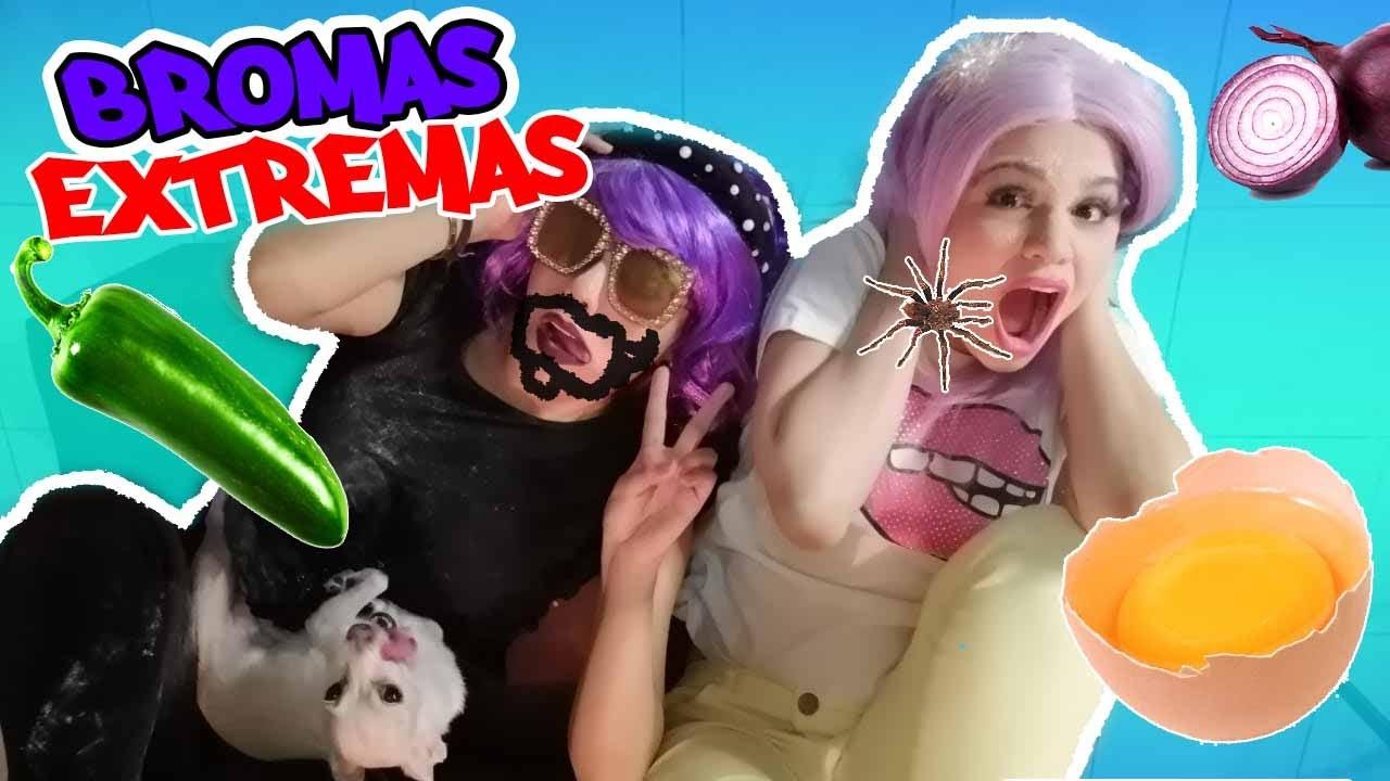 Bromas y Mas BROMAS / Mali y Emita