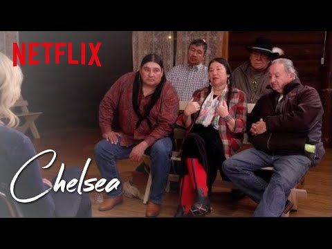 Chelsea Visits A Native American Tribe | Chelsea | Netflix