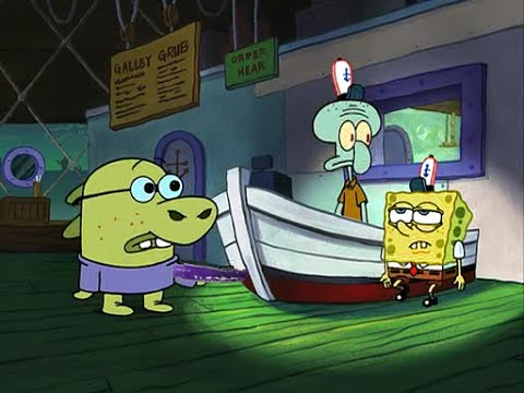 Spongebob Edited - Graveyard Shift