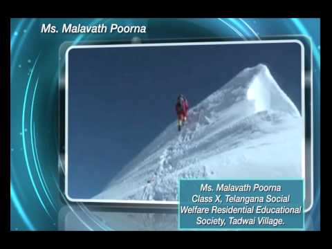 Malavath Poorna Telangana 30sec rev
