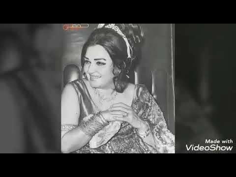 Main Aan Kalashankof - Madam Noor Jehan - With His Rare Pictures.