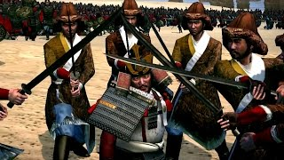 The Mongol Invasion of Japan (Shogun 2 Machinima)