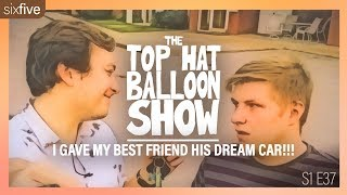 """I Gave My Best Friend His Dream Car!!!"" 