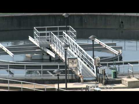 Wastewater Plants Extract Nutrients from Sewage