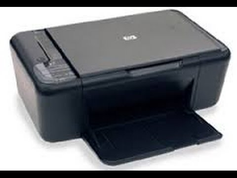 how to put printer ink in hp