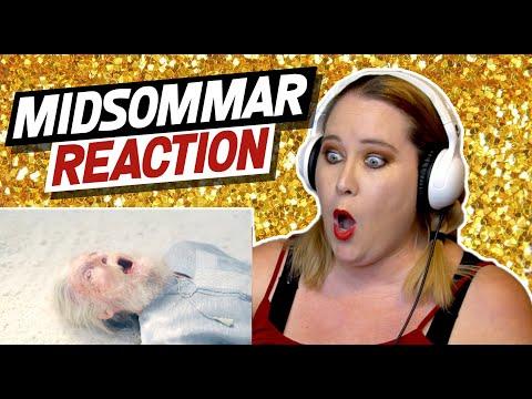 MIDSOMMAR REACTIE  !!! * Ari Aster F * @ # ing Me OPNIEUW *