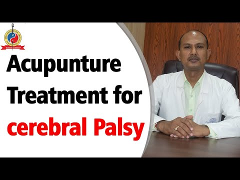 Acupuncture treatment for cerebral palsy by dr g parth protim