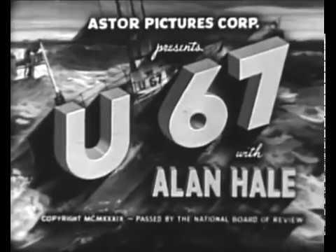 U67 (1931) ALAN HALE, Sr.