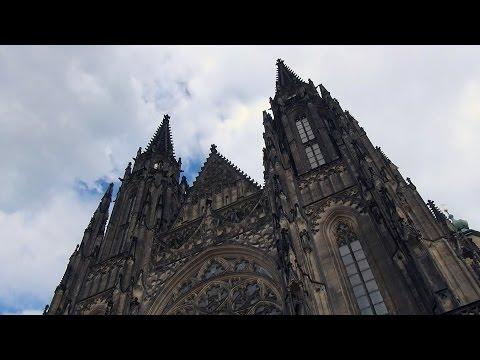 St. Vitus Cathedral, Prague, Czech Republic / Katedrála svatého Víta, Praha, Česko