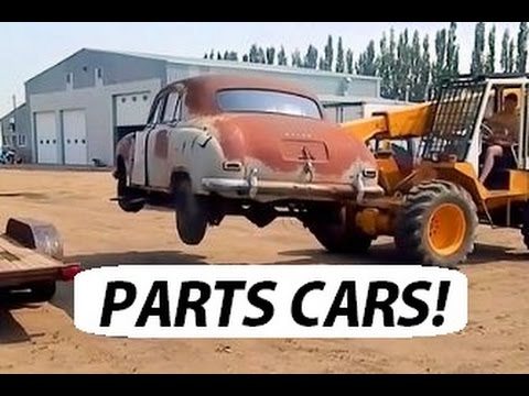 """Will it Run?"" Special: 1949 Frazer Daily Driver Project! Week 2"