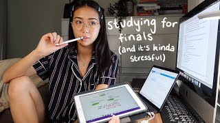 Student Diaries | studying for exams, staying active & cutting my hair (super busy week)