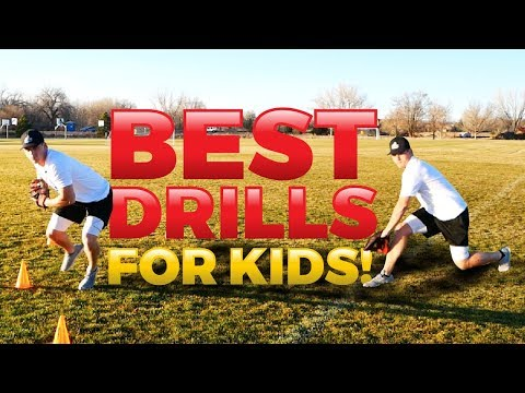 3 Top Infield Drills For Kids (YOU'RE NOT DOING!!)
