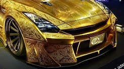 Top 10: GOLD Cars (with prices!!)