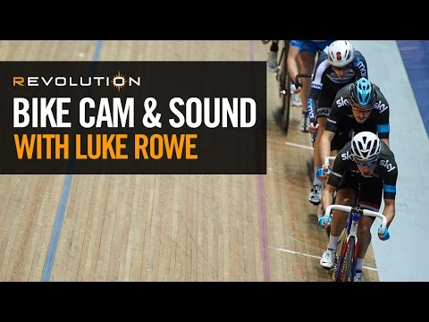 REVOLUTION Full Scratch Race with camera and mic on Luke Rowe