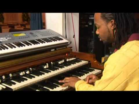 Organ Chords: 7th Note in Key of C