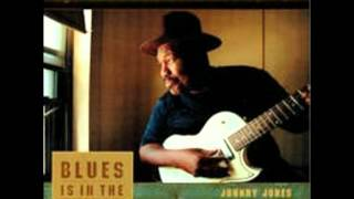 Johnny Jones  - Your Stuff Is Rough