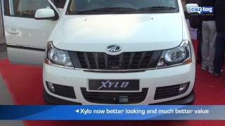 New Mahindra Xylo Facelift Video - Walkaround and quick review  by Cartoq.com