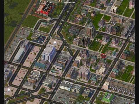 Urban Sprawl: A Sim City 4 Demostration