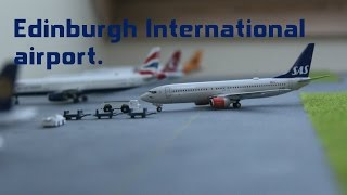 gemini jets airport update Edinburgh international airport #2