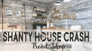 Shanty Trend Shop Crash