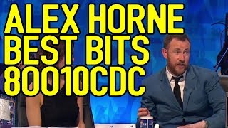 Alex Horne Best Bits Part 2 - 8 Out Of 10 Cats Does Countdown