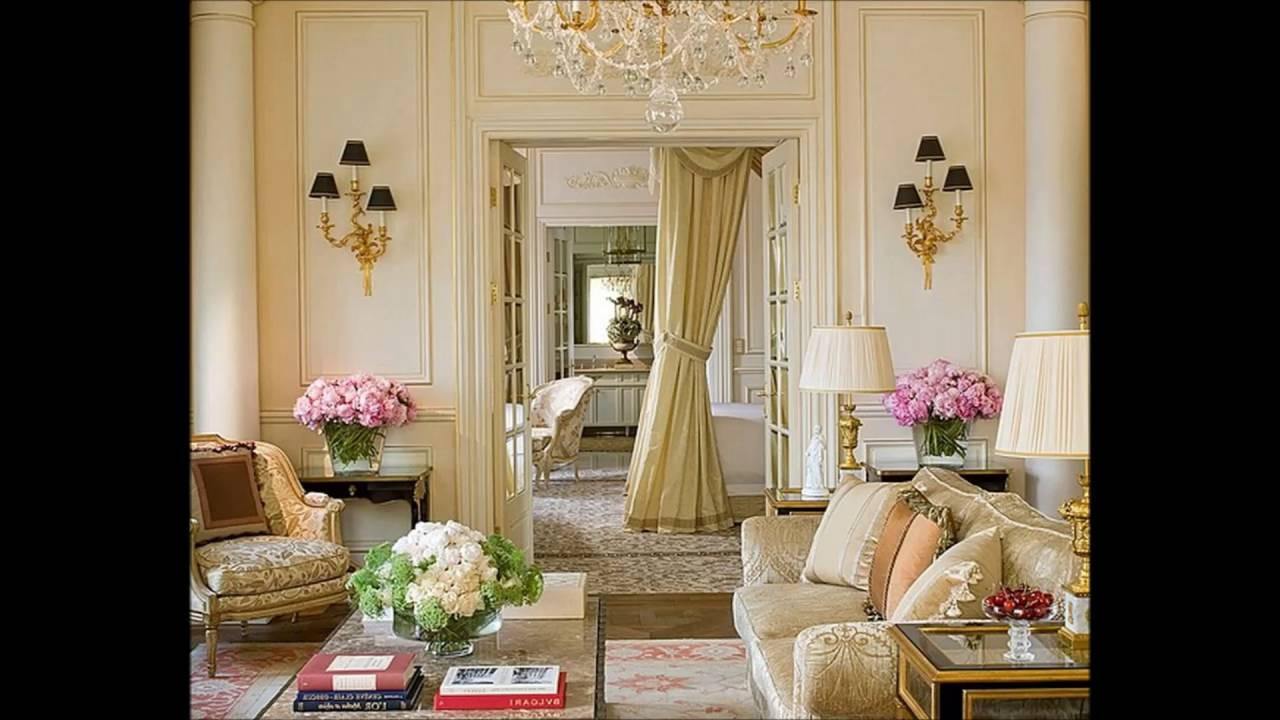 Classic Victorian Style Interior Design And Decorating