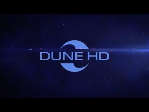 Презентация компании Dune HD