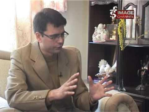Image Sambad - Interview with Sushil Koirala \ सुशील कोईराला - Part 1