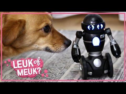 Wowwee MiP Robot   LEUK OF MEUK?