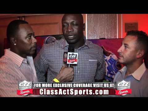NFL Hall of Famer John Randle Exclusive Interview w/ Class Act Sports