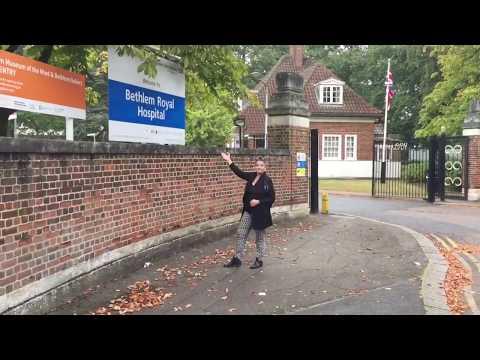 56 «Бедлам».Лондонская Бетлемская Королевская больница.Самая старая психиатрическая больница в мире.