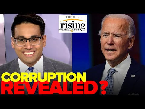Saagar Enjeti: Media WAKES UP To Find INSANE Corruption Scandal At Heart Of Biden Team