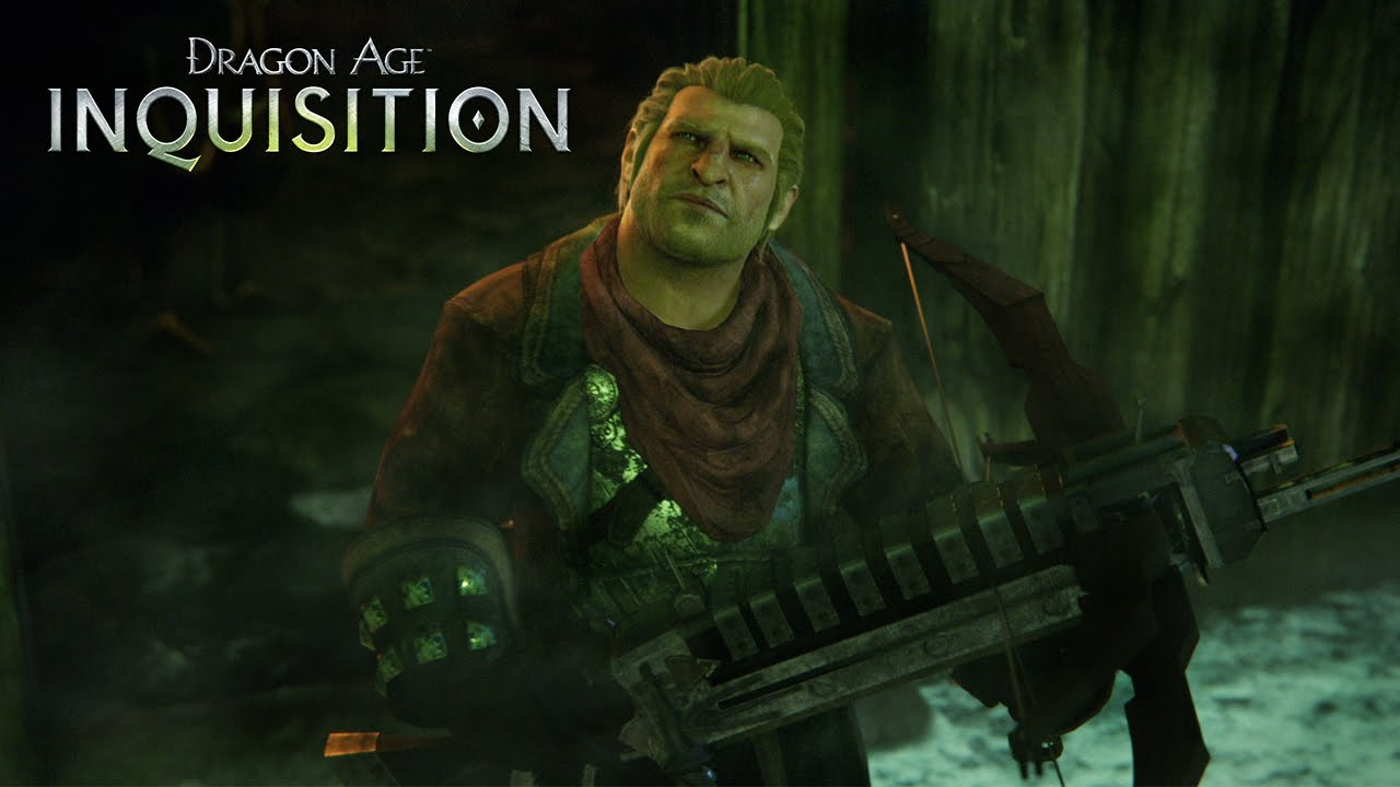 Dragon Age Inquisition - Varric