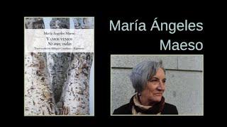 Maria Angeles Maeso – Printempas re – deklamas Miguel Fernández – Esperanto