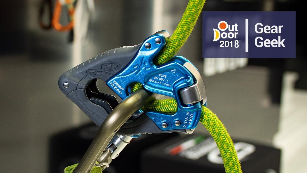 Click Up Plus - Climbing Technology | Outdoor 2018