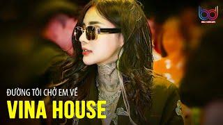 Nhạc Trẻ Remix 2021 Hay Nhất Hiện Nay - Nhạc Sàn Bass Cực Mạnh - Việt Mix Dj Nonstop 2021 Vinahouse