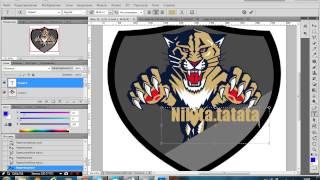 Как сделать лого к клану ! [CS 1.6;CS:GO;DOTA] ВидеоУрок#1