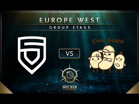 Penta vs Cool Beans - TI7: EU Regional Qualifiers Group Stage - @Lyrical @tsunami