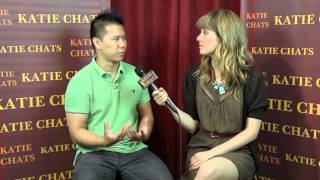 KATIE CHATS: SMITHEETV, DK PHAN, STAND UP COMEDIAN/MARTIAL ARTIST