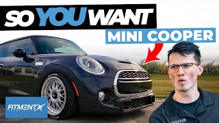 So YOU Want a Mini Cooper