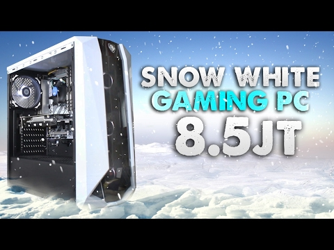 #34 PC Gaming SNOW WHITE 8Juta Ultra Setting GTA V