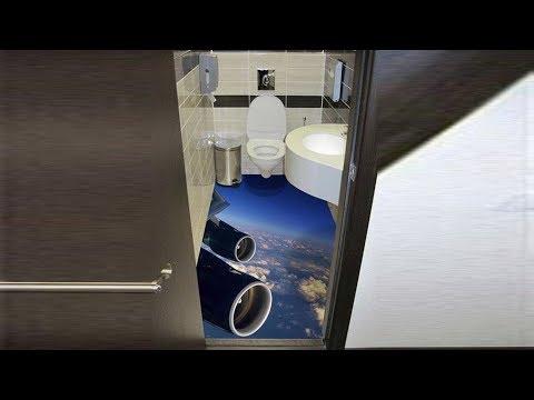 Как называется туалет в самолете