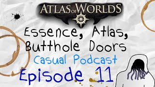 HCNT Podcast - Ep. 11: PoE 2.4 - feat. AngryAA - Atlas, Essence, Buttholes, Pay to Win