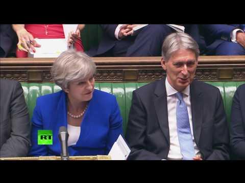 Corbyn & May clash at last #PMQs before summer recess