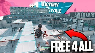 FREE 4 ALL on Terminal From MW2 in Fortnite Battle Royale!