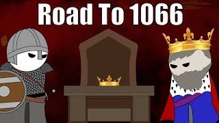 The Road To 1066: Edward vs Godwin (feat History with Hilbert)