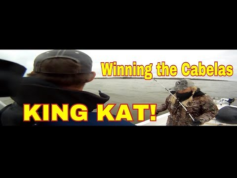 Cabelas King Kat Tournament Winners On Lake Tawakoni