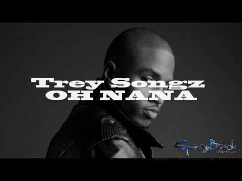 Trey Songz - Oh Nana [Lyrics on Screen]